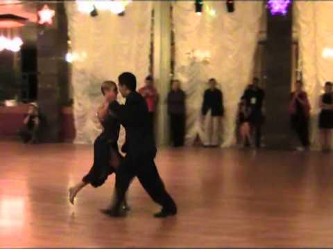 Sebastian Arce & Mariana Montes (1) - Sabor del Tango 2011