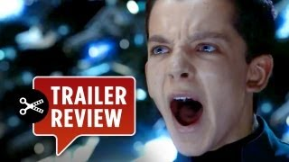 Instant Trailer Review - Ender's Game Trailer (2013) - Harrison Ford Movie HD