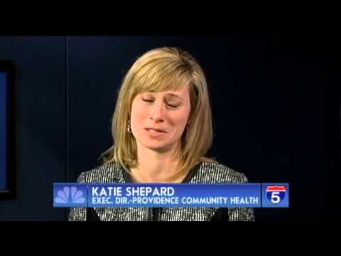Katie Shepard - Executive Directior - Providence Community Health