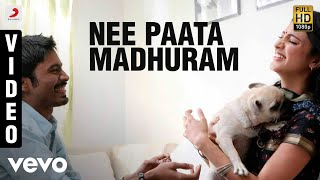 3 (Telugu) - Nee Paata Madhuram Video