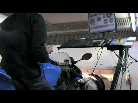 BMW S 1000 RR Dyno Run with Austin Racing ARCS and Exhaust