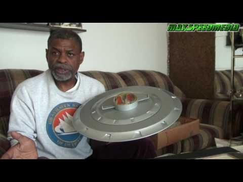 FLYING SAUCER - The future of transportation. Part 1