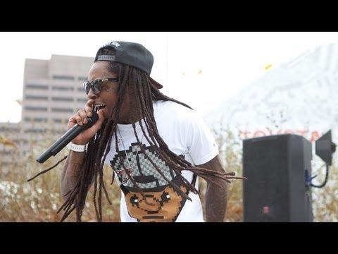 Lil Wayne - No Worries [Live at Dew Tour 2012]