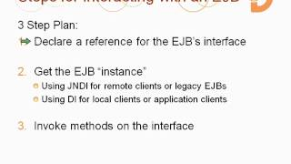 Working with EJB3 (EJB Tutorial Part 2)