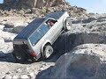 Land Cruiser FZJ80 Rock Climb