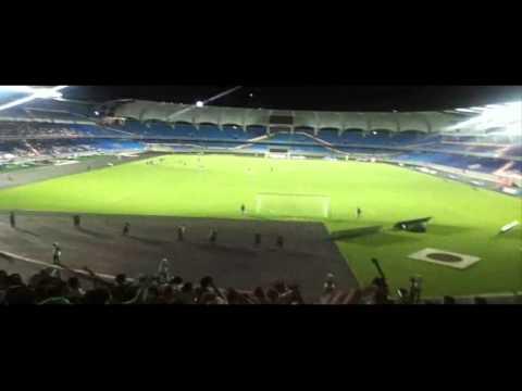 Frente Radical | Deportivo Cali Vs DeporAguablanca | 14 De Febrero De 2012