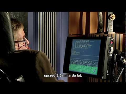 TED: Stephen Hawking zadaje ważne pytania na temat wszechświata