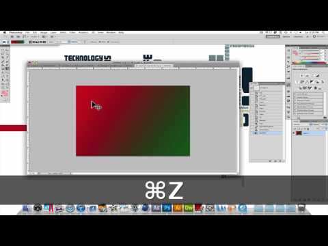photoshop CS5 - Basic tool tutorial