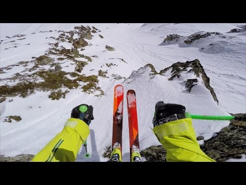 GoPro Line of the Winter: Sam Smoothy - Andorra 3.30.15 - Snow