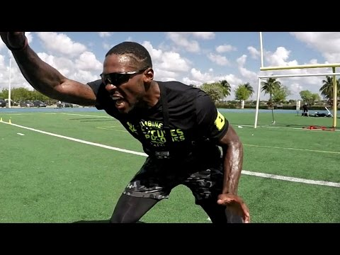 GoPro: POV Football Training in Miami - Patrick Peterson