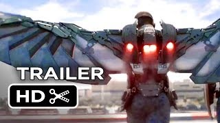 Captain America: The Winter Soldier Official Trailer (2014) - Marvel Movie HD