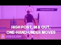 Drill Series Mixtape High Post, In & Out, One-Hand-Under Moves  Dre Baldwin