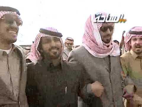 جديد 2014 | مسيرة فوز منقية رجل الأعمال / محمد بن عايض بن ظبية