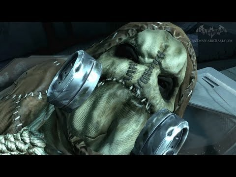 Batman: Arkham Asylum Walkthrough - Chapter 16 - Stuck in a Nightmare