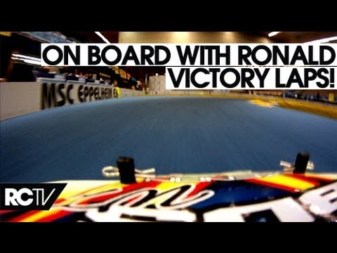 A few laps in Ronald Volker's LRP Masters 2012 winning car!