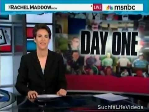Rachel Maddow On The End Of Don-t Ask, Don-t Tell - Pt. One
