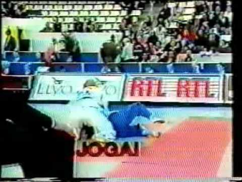 Part1: Contest Rules in Judo Competitions