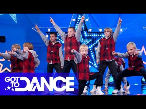 Got To Dance series 3: Kazzum Audition - sky.com/dance