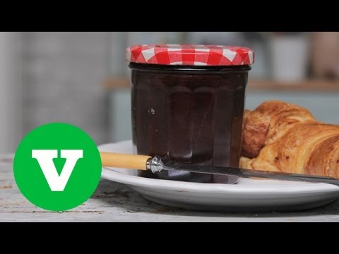 Homemade Chocolate Spread: We ♥ Food S01E2/8