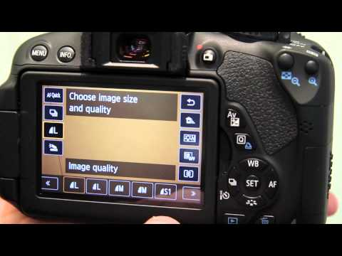 Canon Rebel T4i Overview