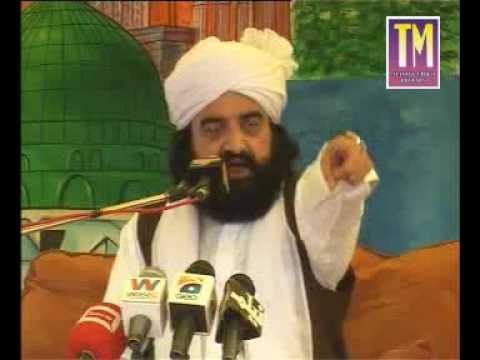 Pir NaseerUdDin Naseer R.A LAST SPEECH in SHOR COAT PART 7.flv