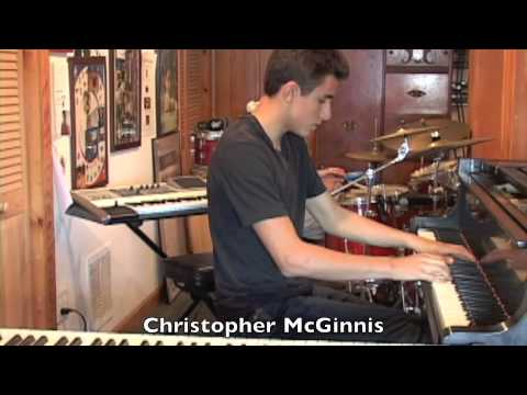 Christopher McGinnis 15 Jazz Piano