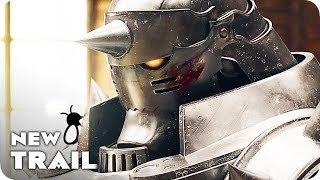 Fullmetal Alchemist Final Trailer (2017) Live Action Anime Adaptation