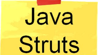 Learning video on struts 2 in Java