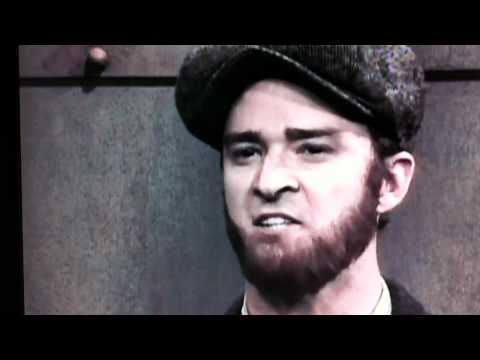 Justin Timberlake Great Great Grandfather Sketch