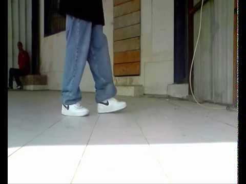 tutorial c walk shuffle