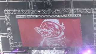 Dog Blood (Skrillex + Boyz Noize) at Ultra Music Festival