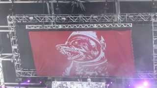 Dog Blood (Skrillex + Boyz Noize) at Ultra Music Festival
