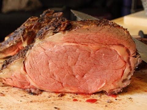 Perfect Prime Rib - Easiest Prime Rib Recipe Ever! - Holiday Prime Rib of Beef