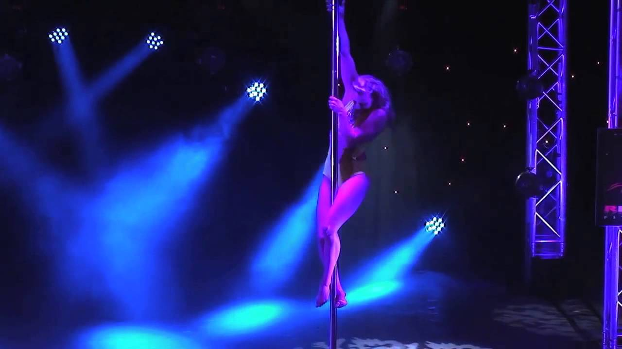 World Pole Dance 2014 - Bendy Kate - WINNING PERFORMANCE [HD]