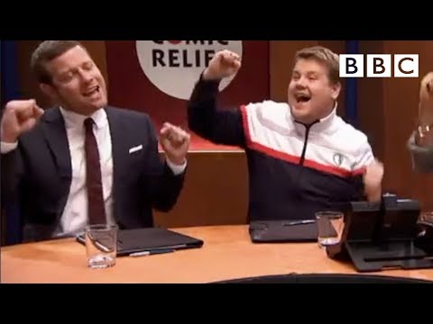 Smithy to the Rescue - Red Nose Day 2011 - BBC Comic Relief Night