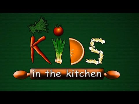 Kids in the Kitchen | Segment | Green Eggs and Ham