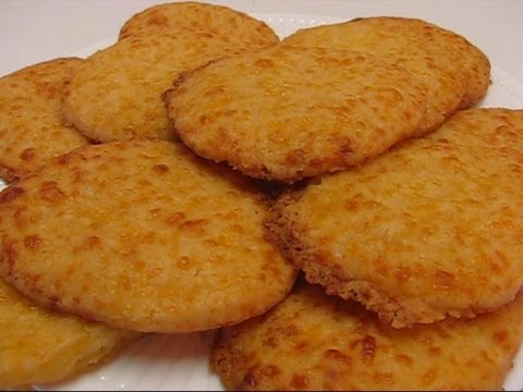 Betty's Crisp Cheese Shorties