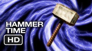 Thor's Hammer for Best Prop (Mjolnir) Parody Oscar Nomination Movie HD