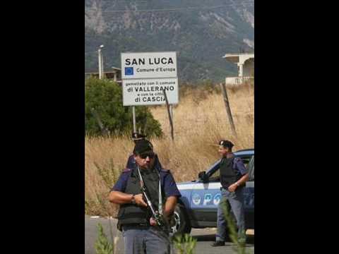 La 'Ndrangheta in Tutta La Calabria