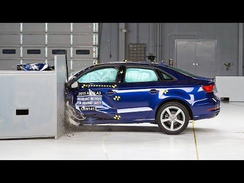 Bestnote im US-Crashtest für Audi A3 Limousine
