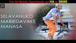 Heart Attack : Selavanuko Video song with lyrics
