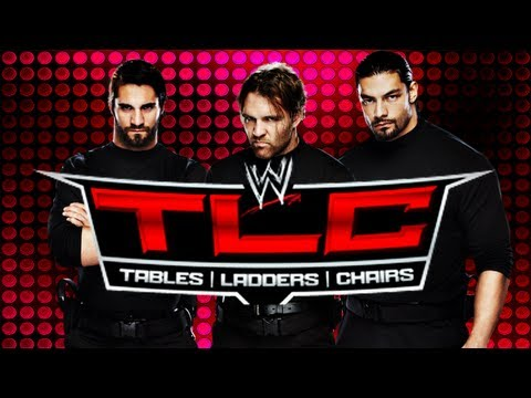 WWE TLC 2012 - Full PPV Predictions