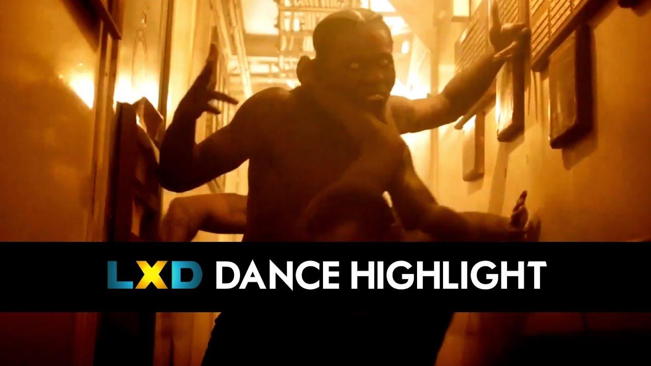 THE LXD's Dance Scenes - RISING Pt. 2 [DS2DIO]