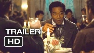 12 Years A Slave Official Trailer (2013) - Chiwetel Ejiofor Movie HD