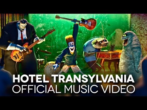 HOTEL TRANSYLVANIA Official Music Video HD 2012