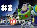 Disney Infinity - Gameplay Walkthrough - Toystory in Space Playset - Part 8 (HD)