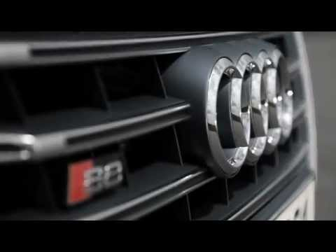 2013 Audi S8 - First Promotional Trailer