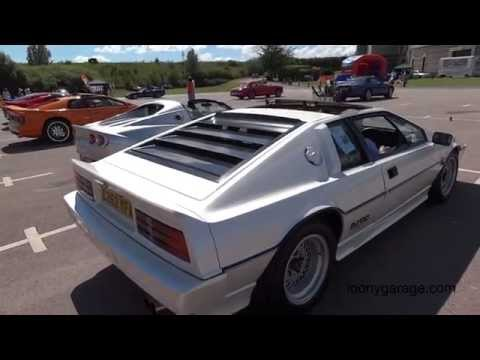 Lotus Esprit Collection