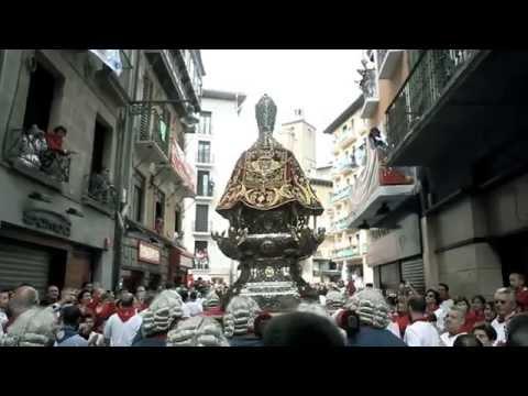 San Fermin 2014 - Munduko Festarik Hoberena