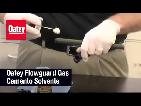 Oatey Flowguard Gas Cemento Solvente